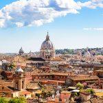 Voyage à Rome et à Florence