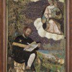 Représentation de St. Luc et la Vierge