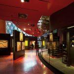 Musee du quai Branly. Le plateau des collections. Zone Océanie. Avril 2015.