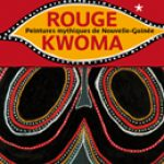 Affiche exposition Rouge Kwoma
