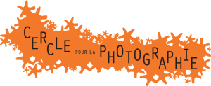 Logo cercle Photo orange