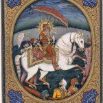 Visite de l'exposition «Fables d'Orient. Miniaturistes, artistes et aventuriers à la cour de Lahore»