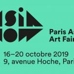 Visite privée de la foire Asia Now, du Paris Asian Art Show