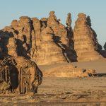 Visite de l'exposition «AlUla, merveille d'Arabie»