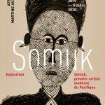 Visite de «Somuk, premier artiste moderne du Pacifique»